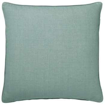 Linen Cushion Cover, Large - Gainsborough Blue (51 x 51cm)