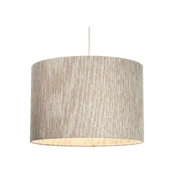 Linnie Pendant Light Shade 30cm (H20 x W30 x D30cm)
