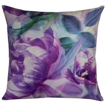 Lipsy Transluscent Bloom Cushion (45 x 45cm)