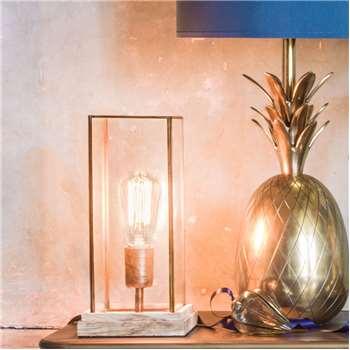 Lone Lamp (H30 x W15 x D15cm)