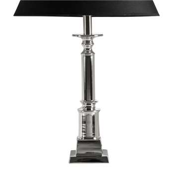 Lorcan Lamp Base - Short (48 x 10.5cm)