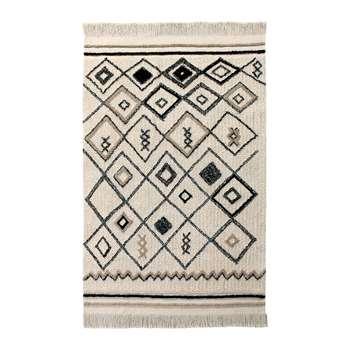 Lorena Canals - Bereber Ethnic Washable Rug (H140 x W215cm)
