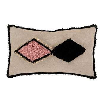 Lorena Canals - Morocco Assa Washable Cushion - Linen (H30 x W50cm)
