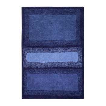 Lorena Canals - Water Washable Rug - Alaska Blue (H140 x W200cm)