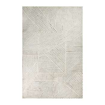 Lorena Canals - Woolable Rug - Almond Valley (H170 x W240cm)