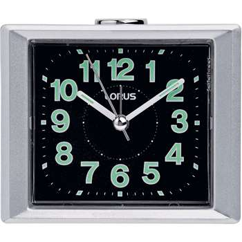 Lorus Sweeper Alarm Clock 7.5 x 9.5cm