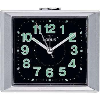 Lorus Sweeper Alarm Clock 7.5 x 9.5cm