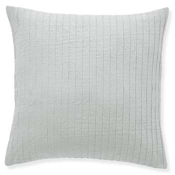 Louro 100% Cotton Cushion, Mist Grey (H50 x W50cm)