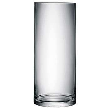 LSA International Column Vase, H42cm, Clear