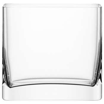 LSA International Modular Vase, Clear, H20cm
