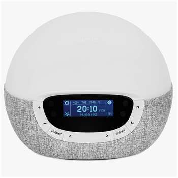 Lumie Bodyclock Shine 300 Wake up to Daylight SAD Light (H18 x W21 x D12cm)