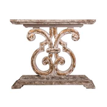 Lute Console Table (91 x 100cm)