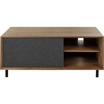 Luther Media Unit, Walnut (42 x 94cm)