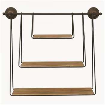 Lynfield Three Tiered Swing Shelf