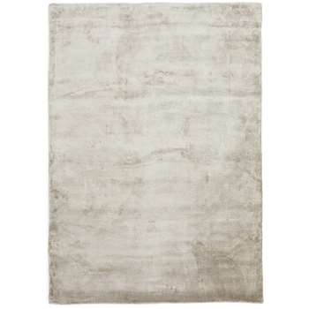 M&S Collection Shine Rug, Silver (H80 x W140cm)