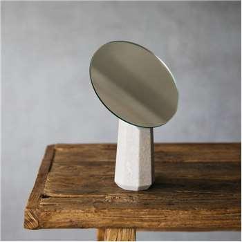 Macie Marble Mirror (26 x 20cm)