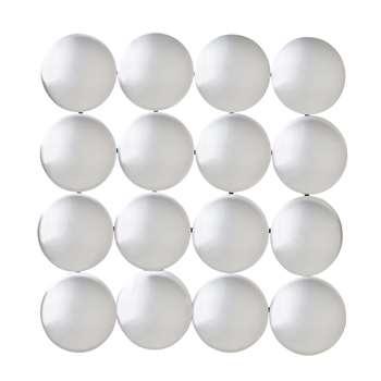 MADDIE - Arrangement of 16 Convex Mirrors (H100 x W100 x D6.5cm)