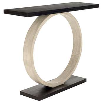 Magicus Console Table - Dark Grey (H80 x W100 x D30cm)