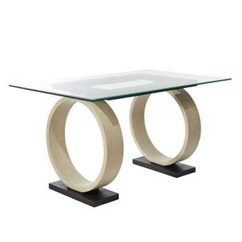 Magicus Dining Table - Dark Grey (79 x 150cm)