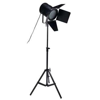 MAKING OF - Black Metal Tripod Floor Lamp (H180 x W61 x D58cm)