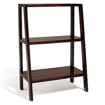 Malang Half Ladder Bookcase (85 x 65cm)