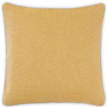 Malone 100% Cotton Cushion, Mustard (H50 x W50cm)