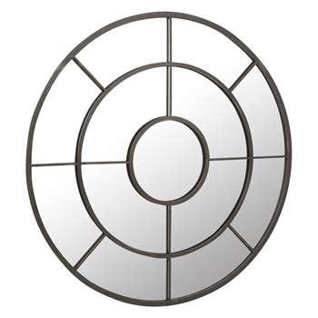 Malory Round Mirror (Diameter 100cm)