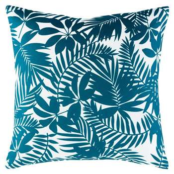 MAORA Outdoor Cushion with Tropical Print (H45 x W45cm)