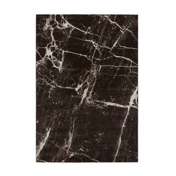 Marble effect rug large (160 x 230cm)