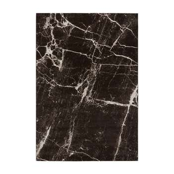 Marble effect rug medium (120 x 170cm)