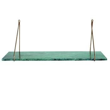 Marble Shelf (H1.5 x W70 x D24cm)