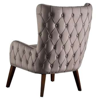 Margonia Armchair Dove Grey (H100 x W71 x D85cm)