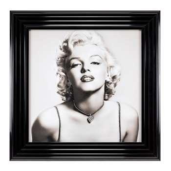 Marilyn Pout Liquid Art (H60 x W60cm)