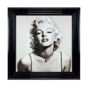 Marilyn Seductive Liquid Art (H50 x W50cm)