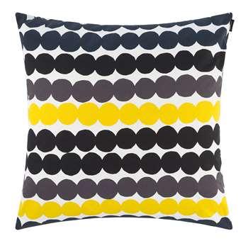 Marimekko - Rasymatto Cushion Cover - White/Black (H50 x W50cm)