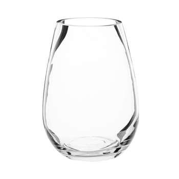 MARINE - Glass Vase (H19 x W14 x D14cm)