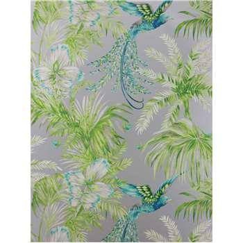 Matthew Williamson Bird of Paradise Wallpaper, Jade, W6655-04 (H1000 x W52cm)