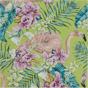 Matthew Williamson - Flamingo Club Wallpaper - W6800-02 (H1000 x W68.5cm)