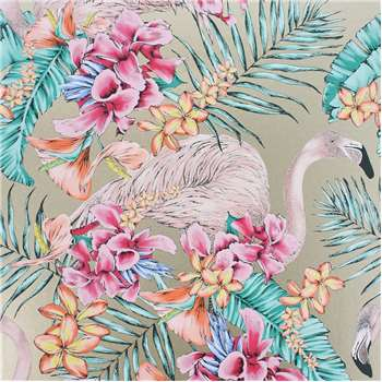 Matthew Williamson - Flamingo Club Wallpaper - W6800-07 (H1000 x W68.5cm)