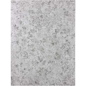 Matthew Williamson Latania Wallpaper, Silver, W6653-01