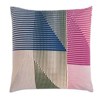 Mavek Cushion, Blush Pink (45 x 45cm)
