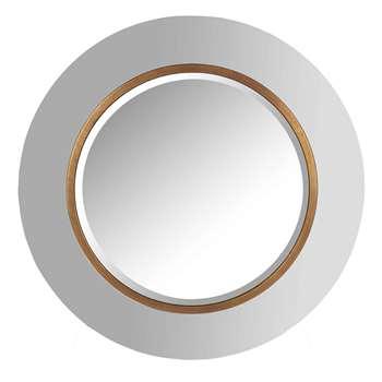 Maya Round Mirror (Diameter 90cm)