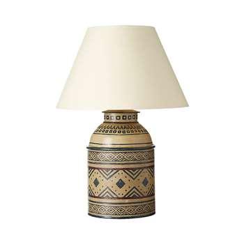Mayan Lamp - Multi (29 x 18cm)
