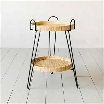 Mayla Side Table (H64 x W47 x D47cm)