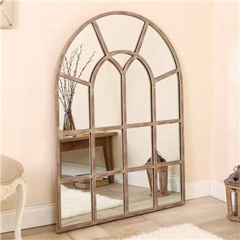Melrose Gothic Window Multi Wall Mirror (H122 x W92cm)