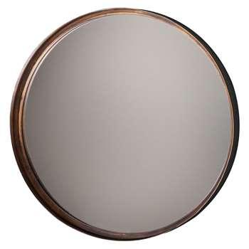 Metal Mirror Round (Diameter 40cm)