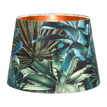 MINDTHEGAP - Lush Succulents Cone Lamp Shade (H30 x W45 x D45cm)