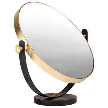 Mingardo Ilario Table Mirror (H47 x W47 x D18.5cm)