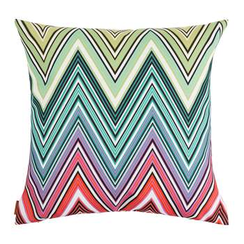 Missoni Home - Kew Outdoor Cushion - 100 - 40x40cm
