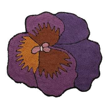 Missoni Home - Parma Bath Mat - T03 - Purple (H80 x W80cm)
